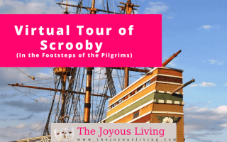 The Joyous Living: Virtual Tour of Scrooby in the Footsteps of the Pilgrims
