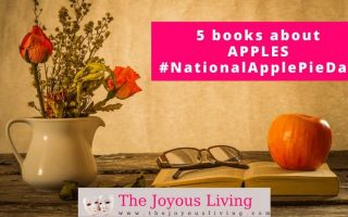 The Joyous Living: 5 books about apples