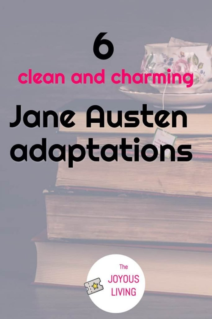 Looking for a Jane Austen adaptation book without sex and foul language? #janeausten #books #cleanbooks #christian #bookblogger #thejoyousliving