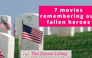 The Joyous Living: 7 Movies Remembering our Fallen Heroes