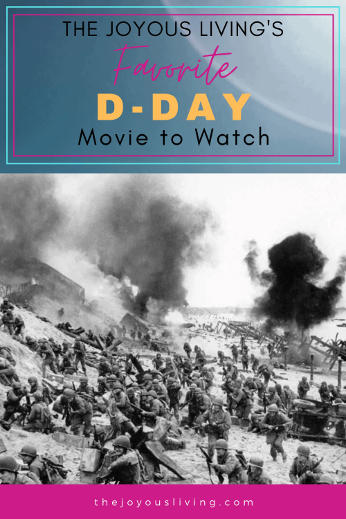 Discover The Joyous Living's favorite D-Day movie. What is the best D-Day Movie? World War Two movies to watch. Normandy Beach movie to watch. Great battles of WWII. World War Two battles. The Longest Day movie. War movies like Longest Day. #thelongestday #wwii #warmovies #moviestowatch #periodmovies #thejoyousliving
