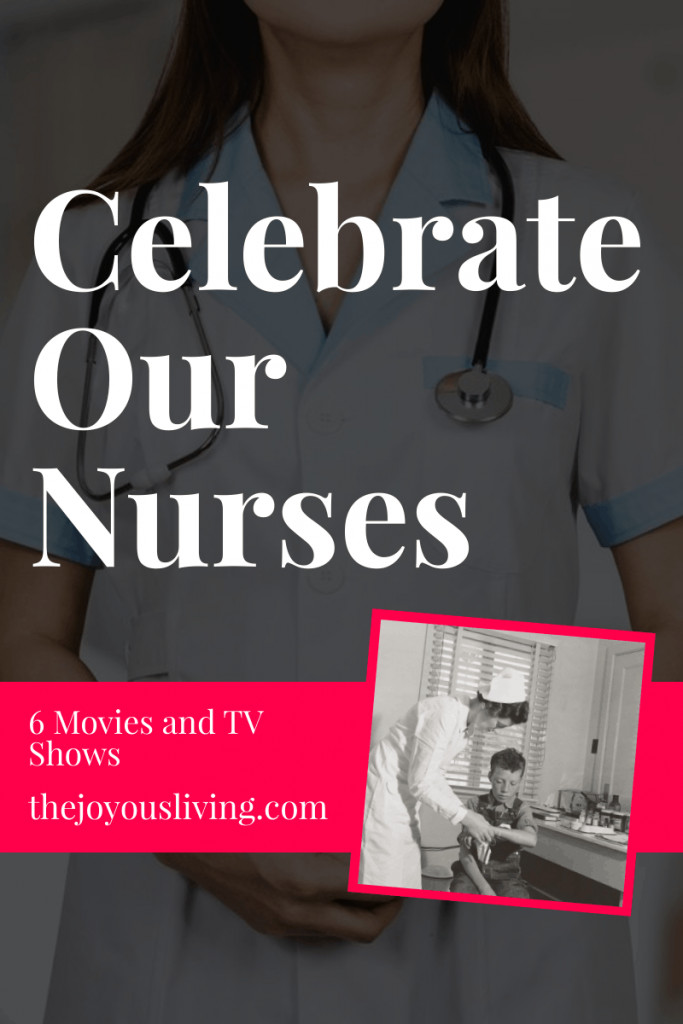 What movies and TV shows can you name that celebrate our nurses? #nurses #medical #tvshow #movies #film #thejoyousliving