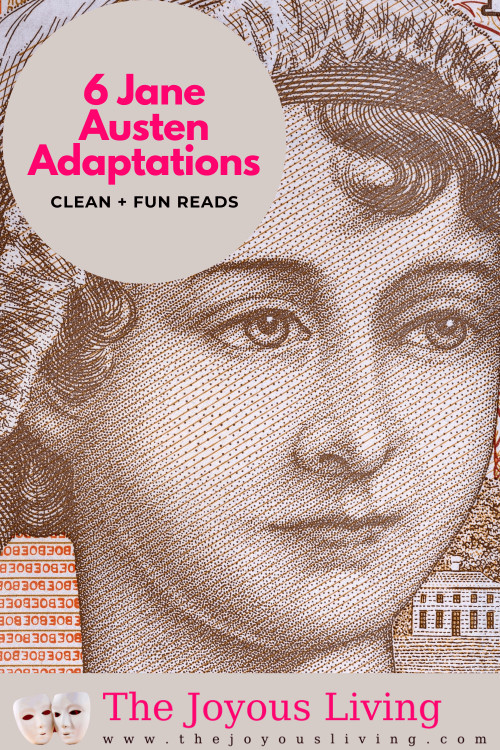 Jane Austen adaptations to read. Clean Jane Austen books to read. Young Adult fiction for Jane Austen fans. Books to read if you love Jane Austen. Jane Austen inspired books. Jane Austen meets Agatha Christie mysteries book series. Books by Jenni James. #janeausten #bookstoread #cleanfiction #christianfiction #thejoyousliving