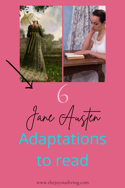Jane Austen adaptations to read