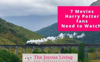 The Joyous Living: movies harry potter fans need to watch