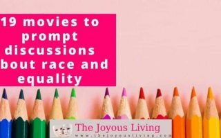 The Joyous Living: 19 movies to prompt discussions abour race and equality