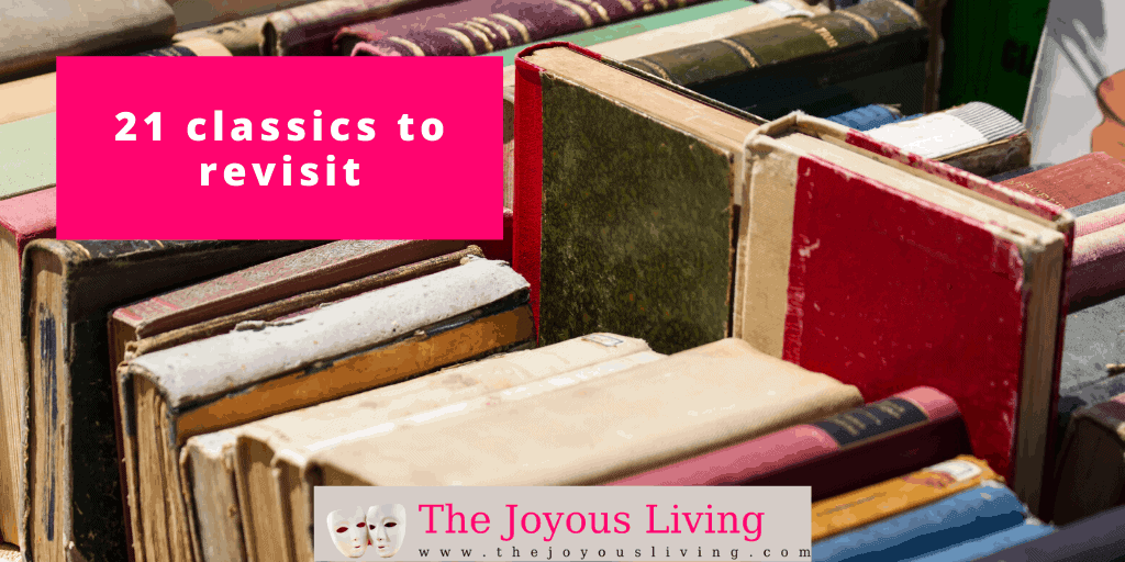 The Joyous Living: 21 Classics to Revisit