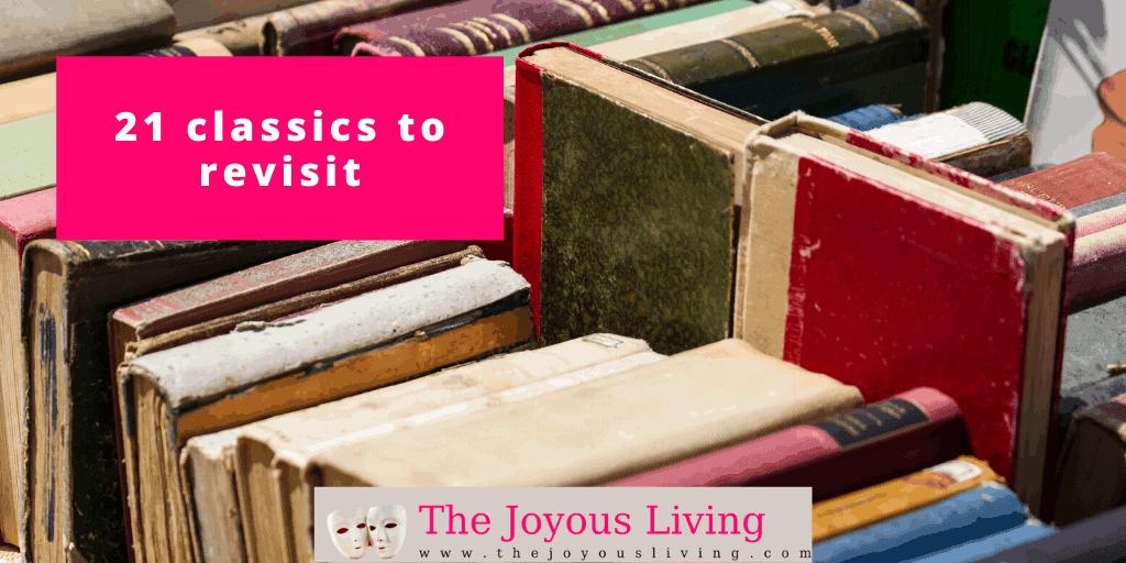 The Joyous Living: 21 Classics to Revisit