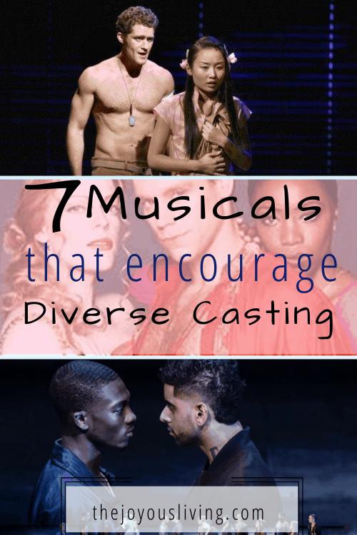 7 musicals that encourage diverse casting
