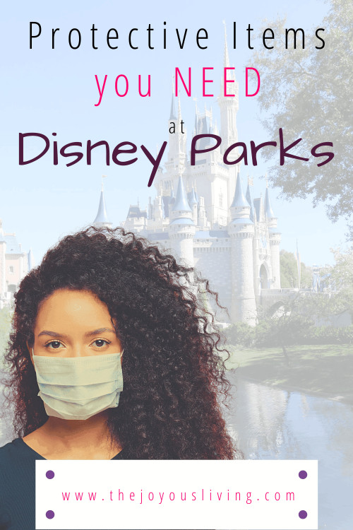 Protective items for Disney Parks