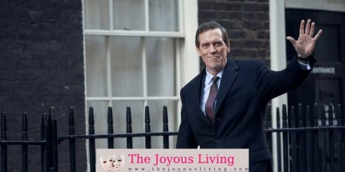 The Joyous Living: Hugh Laurie in Roadkill