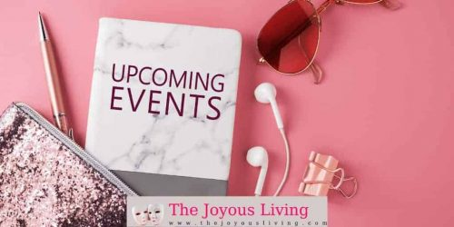 The Joyous Living: Calendar