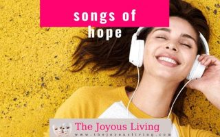 The Joyous Living: 18 Broadway Songs that Deliver Hope
