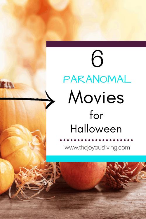 paranormal movies