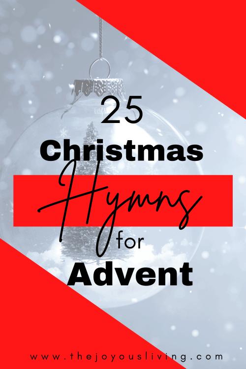 25 Christmas Hymns