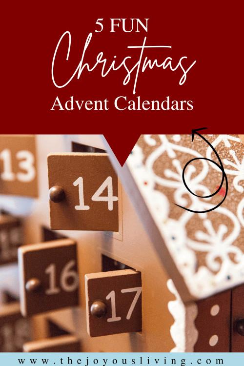 Fun Advent Calendars