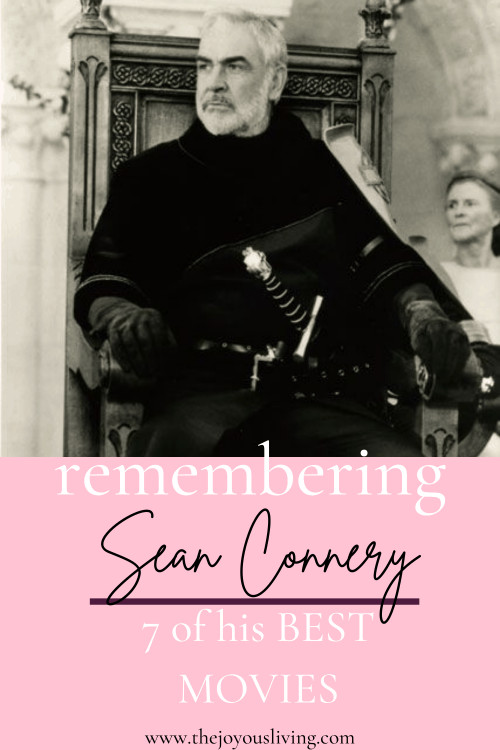 Remembering Sean Connery as King Arthur