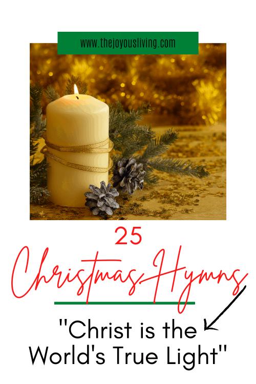 Christ is the World's True Light. Christmas Carols Advent Playlist.