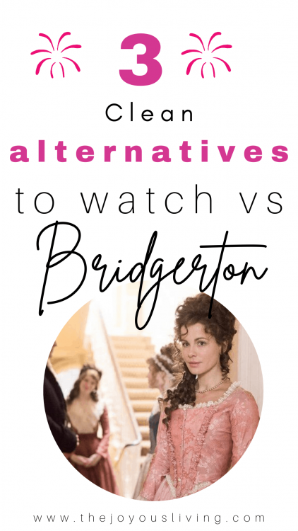 Clean alternatives to Bridgerton. Jane Austen's Love and Friendship.