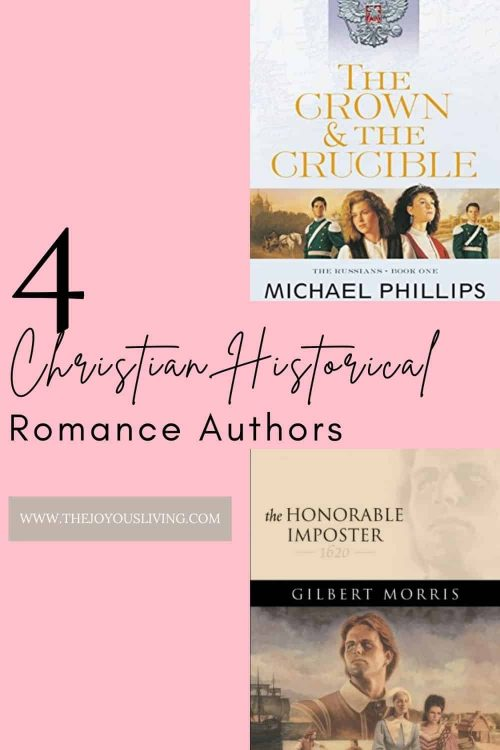 christian historical romance authors