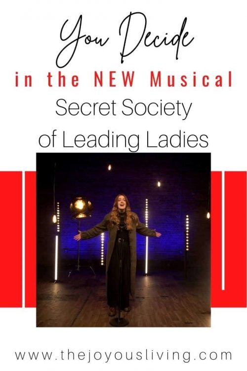 the secret society of leading ladies. a review.