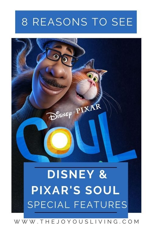 Disney and Pixar's SOUL special features