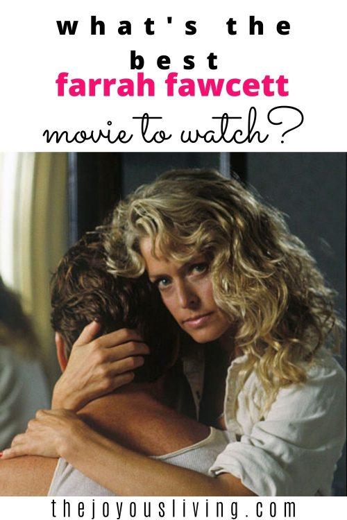 best Farrah fawcett movie to watch
