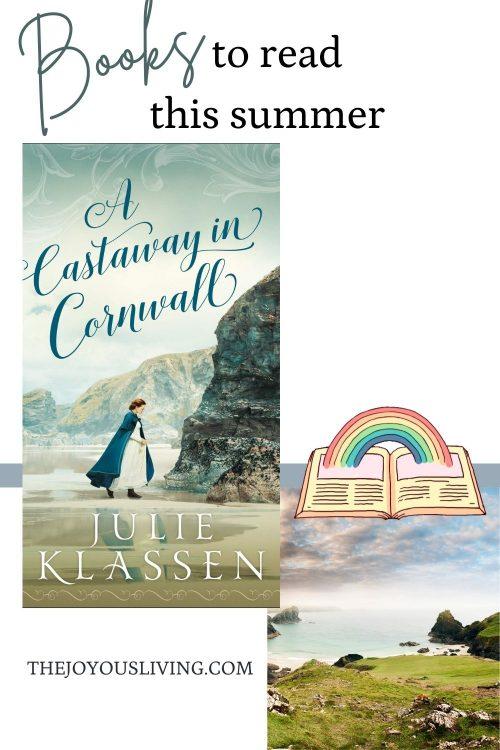 Julie Klassen. Books to read this summer.
