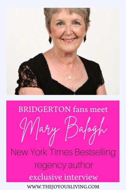 meet Mary Balogh