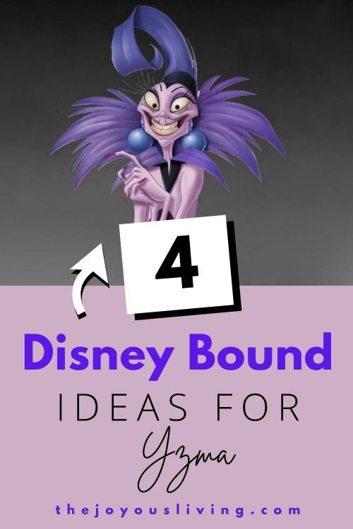 disney bounding ideas for YZMA