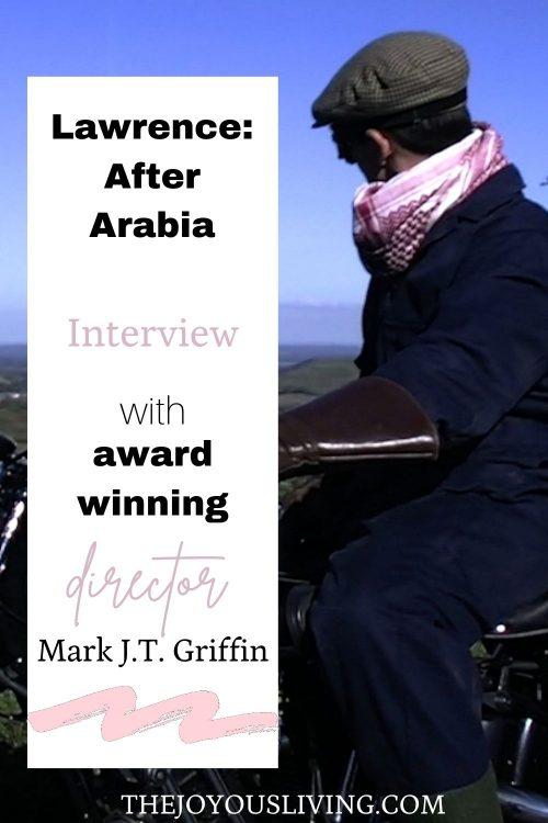 Mark J.T. Griffin interview