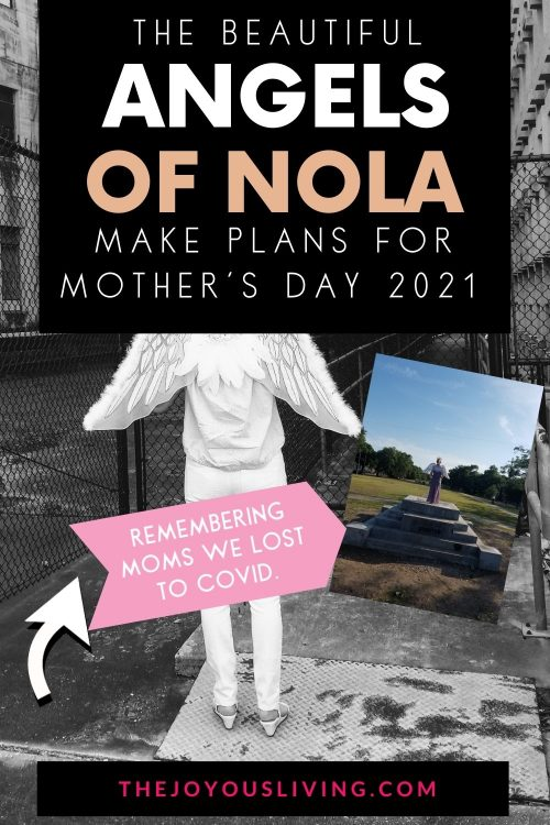 Angels of NOLA Remember Moms we lost
