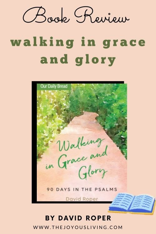 Book review of Walking in Grace and Glory