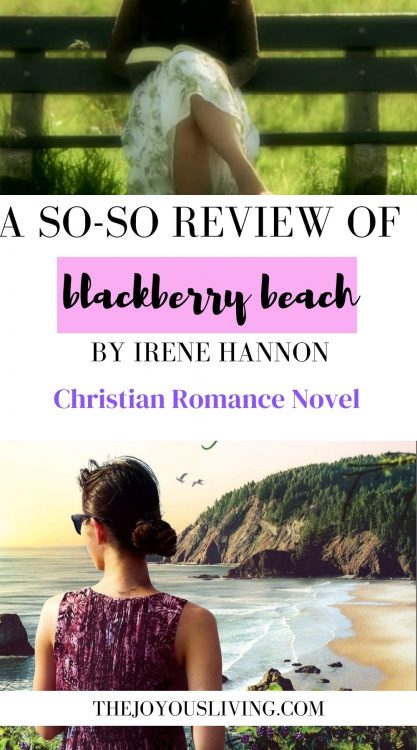 book review of blackberry beach
