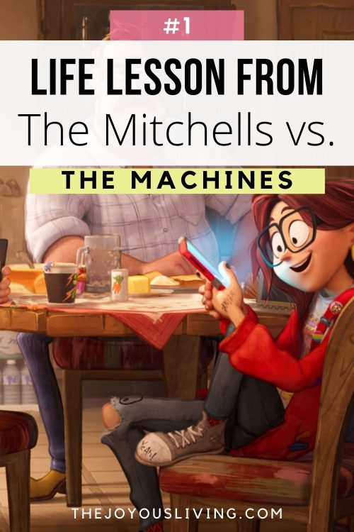 The Mitchells Vs. The Machines.