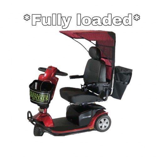 Deluxe Scooter Buena Vista Rentals
