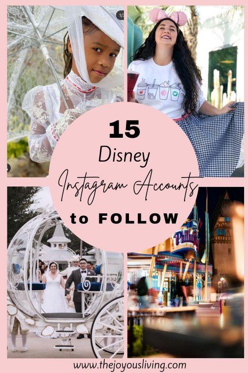 15 Disney Instagram Accounts to Follow