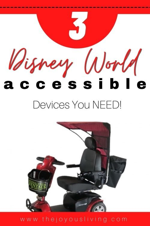 accessibility at disney world