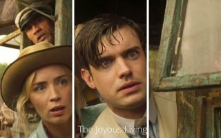 the jungle cruise movie review