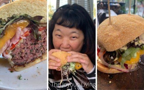 Arc Restaurants Food and Libations Serves a Spicy burger