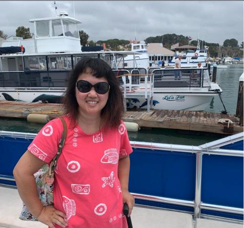 Dana Wharf Lot'a Fun Accessible Catamaran