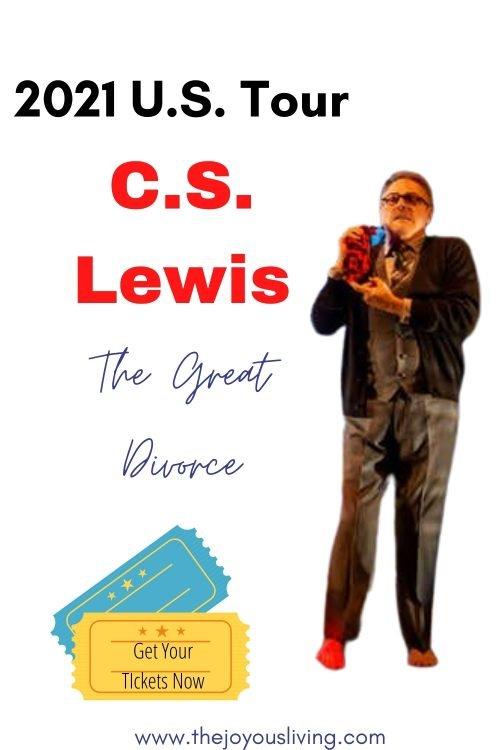 2021 US TOUR of C.S. Lewis The Great Divorce