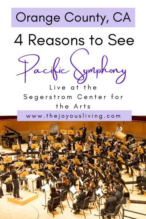4 Reasons to See Pacific Symphony Lie at the Segerstrom Center for the Arts