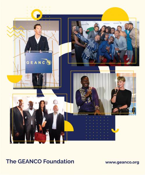 The Geanco Foundation Hollywood Gala 2021