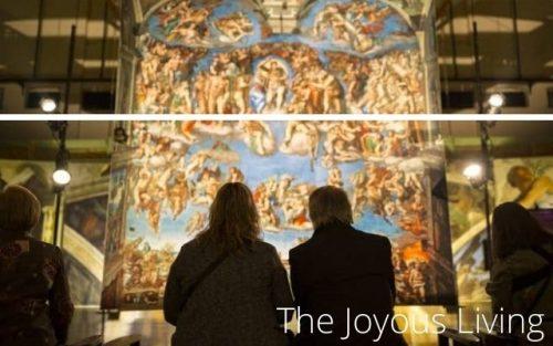 Michelangelo's Sistine Chapel Exhibition - Review