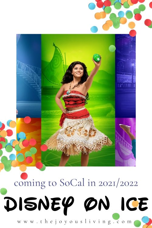 disney on ice coming to SoCal 2021