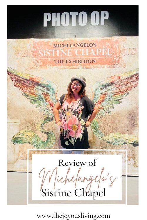 review of michelangelo's sistine chapel